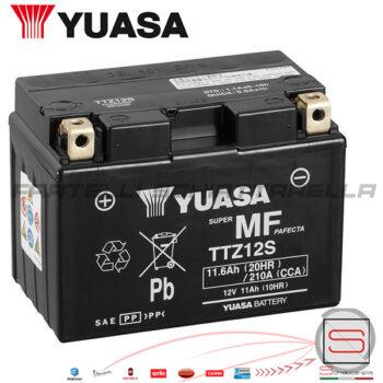 E01070 Batteria Accumulatore Yuasa TTZ12S