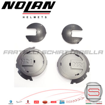 Placchette Kit Movimento Visiera Casco Nolan N21 Visor SPCPL00000141