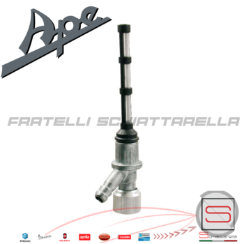 121670190 Rubinetto Benzina A Caduta Racing Piaggio Ape 50 Tm 703 Eq 189320