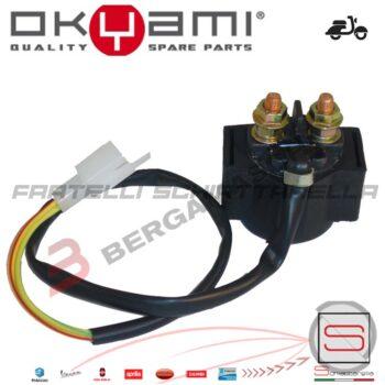 V736100101 Teleruttore Relè Avviamento Aprilia Yamaha 150 Ampere