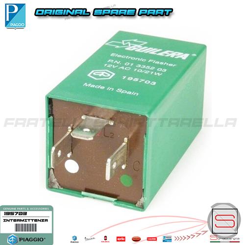 125//150//200 PX PKXL 50 INTERMITTENZA FRECCE VESPA 50PK APE
