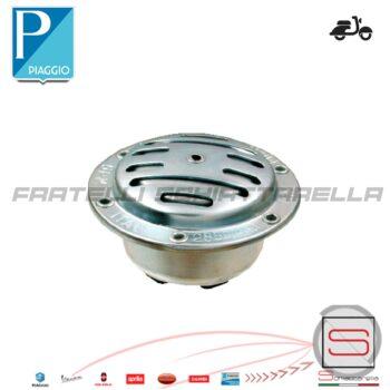 246070050 Claxon Zincato Piaggio Vespa Px 125 150 200 Arcobaleno
