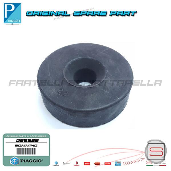 059589 Gommino Traversa Motore Silent Block Vespa Px 125-150