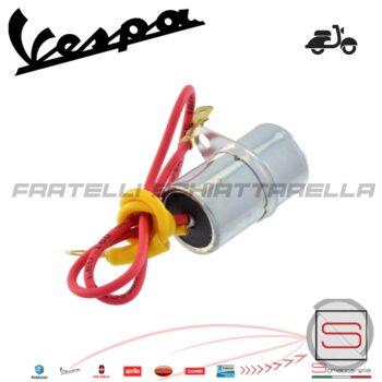 246190090 E0206639 133502 Condensatore Piaggio Vespa