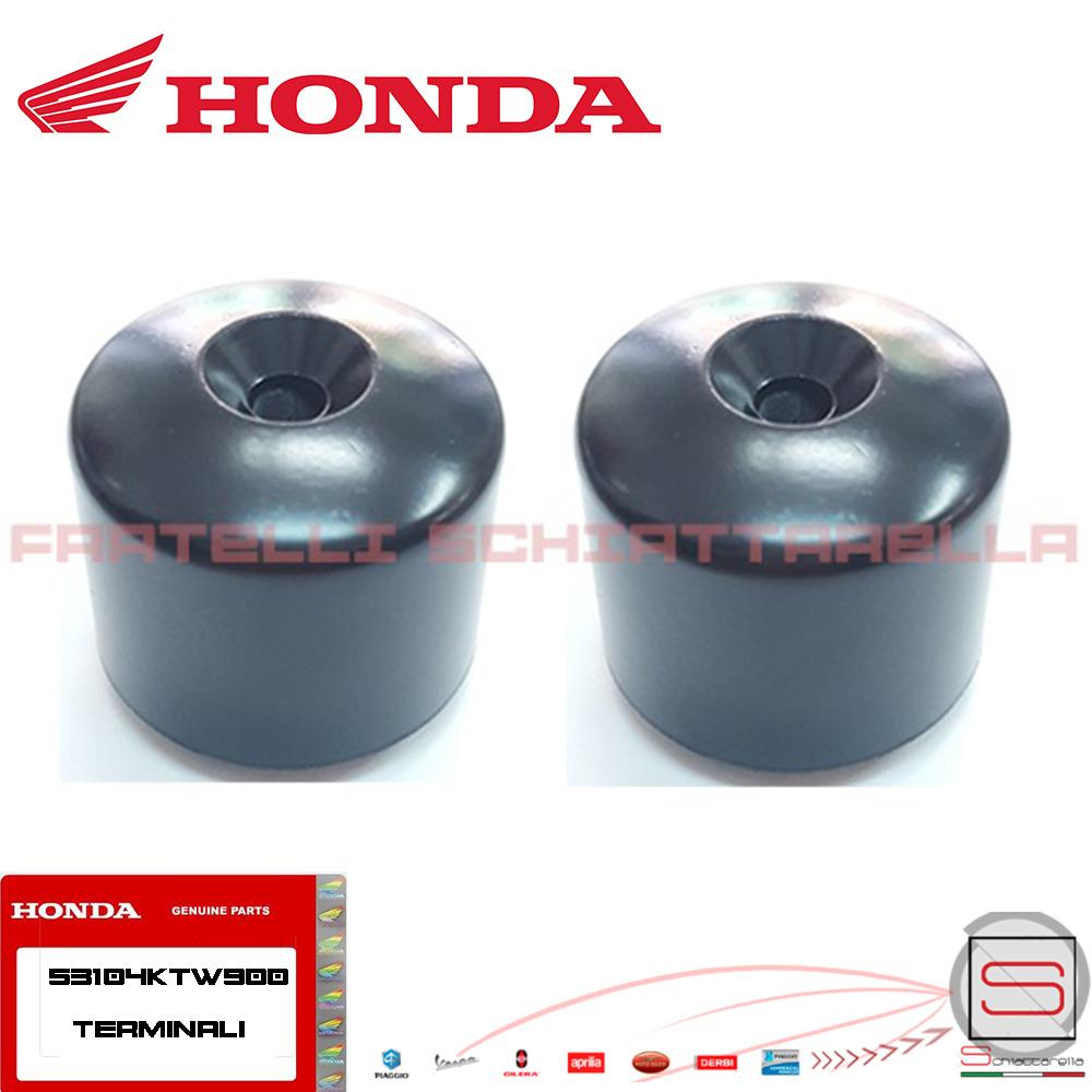 Coppia Terminale Bilanciere Contrappeso Manubrio Honda Sh 300 53104KTW900    eBay