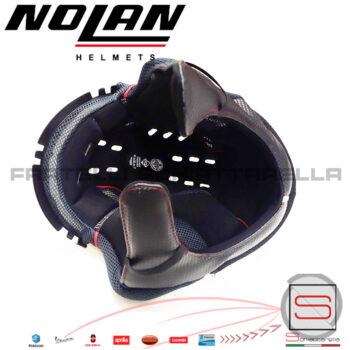 Imbottitura Interna Interno Casco Nolan N33 Senza Lampo Paranuca SPRIN0000037 Rivestimento