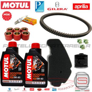 Kit13-Kit-Tagliando-Motul-Filtro-82635R-829258-849480-Piaggio