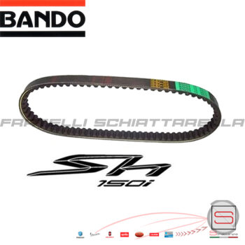Cinghia Trasmissione Bando Honda Sh Nes Dylan Pantheon S-Wing Malaguti Centro G800906023100KGF90116375031016375073016375073923100KGF900 @ G9006800 65044800