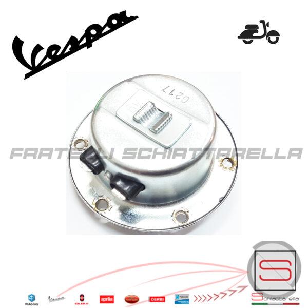 070300 1070300EC Claxon Cromato Piaggio Vespa