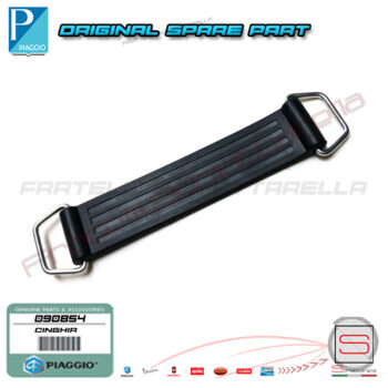 090854 Cinghia Batteria Originale Beverly Mp3 Free Vespa Fl Pk Xl Hp T5 X9 X10