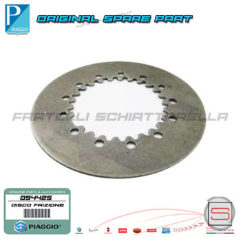 094425 Disco Ferro Frizione Vespa Px