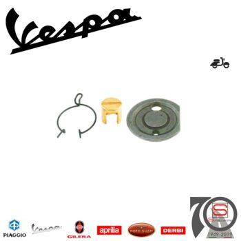 100300171 Kit Piattello Rallino Molla Frizione Piaggio Vespa Px Pe 200 Eq 025026