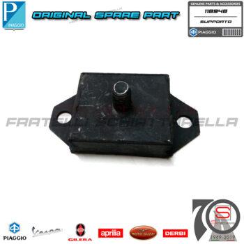118948 Supporto Laterale Motore Originale Piaggio Ape Mp 500 600 601