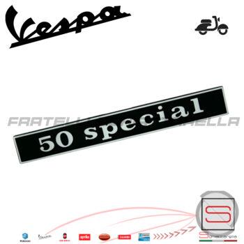 142720550 152511 Targhetta Vespa 50 Special