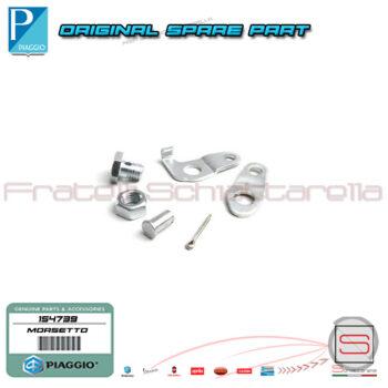 154739 Kit Morsetto Freno Anteriore Originale Piaggio Vespa Pk Xl Ape 50 Special
