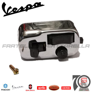 Commutatore Interruttore Luci Vespa 90 Rally Super Sprint Primavera Gtr 0939541 092041 246090060 Deviatore Gt Ts 9102