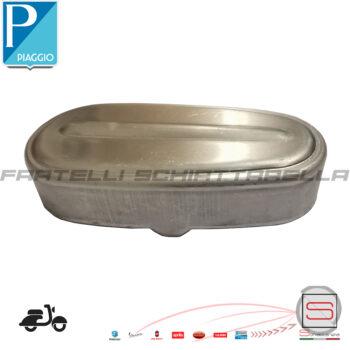 Coperchio Copri Forcella Molleggio Alluminio Vespa 50 R N Special Et3 Eq 070177 5872-A