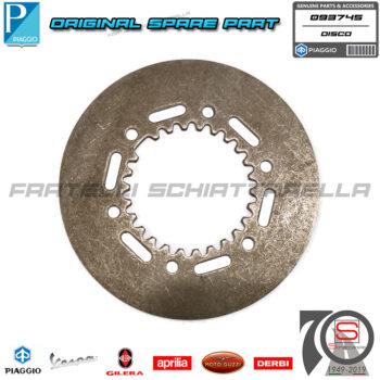 Disco Frizione Condotto Originale Vespa Pxe Px Rally Cosa 200 T5 093745 Acciaio