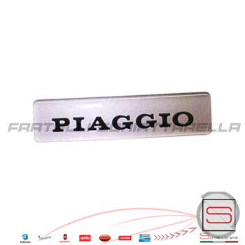 5780-R Targhetta Resinata Adesiva Serbatoio Piaggio Si Fl Ciao Eq 229246