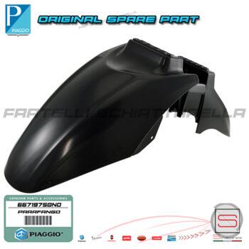 Parafango Anteriore Nero 93/B Originale Piaggio Beverly Rst 125 300 350 Dal 2010 66719750NO 66719700NO Police