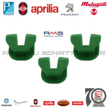 843028 Kit 3 Cursore Tassello Pattino Variatore Vespa Gts Beverly Mp3 X7 X8 X9 250 300