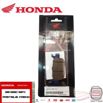 Pastiglie Freno Posteriore Originale Honda SH 125 150 300 R1741500 FDB2212 FA415 R1241500 R1641500 R2341500 06435KSVJ03 225102560 06435K40F02 06435K40F11