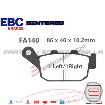 Pastiglie Freno Honda FES Pantheon 4T 125 150FDB531 FA140R1714000 R1214000 R1614000 R2314000