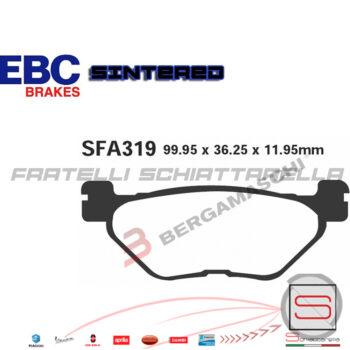 Pastiglie Freno Posteriore Yamaha T-Max T Max 500 530 FDB2126 FA319R1731900