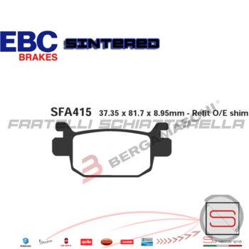 Pastiglie Freno Posteriore Honda SH ie 125 150 300 FDB2212 FA415 R1741500 FDB2212 FA415 R1241500 R1641500 R12341500 06435KSVJ03 225102560