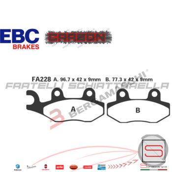 Pastiglie Freno Peugeot Geopolis Suzuki Kymco Agilit Keeway Outlook FDB497 FA228R1722800 FDB497 FA228 R1222800 R1622800 R2322800 867062