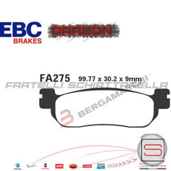 Pastiglie Freno Yamaha Majesty X City Mbk Skyliner 250 FDB2083 FA275R1727500 r1227500 R1627500 R2327500