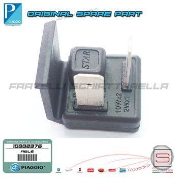 1D002376 Intermittenza Relè Frecce Originale Beverly Free Zip Nrg Vespa GTS GTV LX