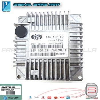 CM078401 Centralina Iniezione Elettronica