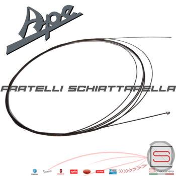 Filo Cavo Starter Aria Ape Tm 602 703 Mp 501 601 Acciaio Armonico 214169 214168 163512010 Rigido