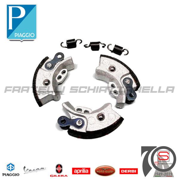 Ganasce Masse Frizione Piaggio Ciao Bravo Boxer Monomarcia Eq 249813 5570-CM Ganascette Massette