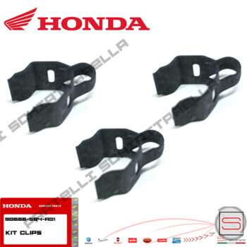 90666S84A01 Kit Clips Honda