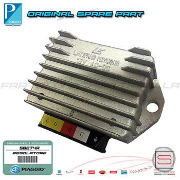 Regolatore Tensione Originale Piaggio Vespa Px AE T5 Fl Pk Xl Rush N Cosa2308245 230824 246030020 8980 58074R