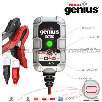 C10000750 Caricabatterie Mantenitore Di Carica Accumulatore