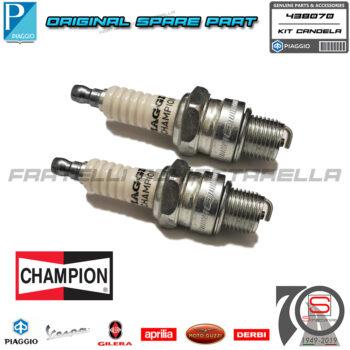 Candela Accensione Champion P82M Passo Corto Originale Vespa Special Px 438070 487042 AC R42CF Champion OE086T10 QL7J5 QL82C QL86 QL86C RL7J RL82 RL85 RL86 RL86C Denso W20FSR W20FSRU Honda 9807656716 Kawasaki E920702117 Marelli CW67NR CW6NR CW7NR OMC 503949 503950 504082 Pal 14-8R Suzuki 0948200088 Tacti V91103072 Torch E6RC Yamaha 9079320057 9470000248 9470100248 9470200248 9470900248 Con Resistore