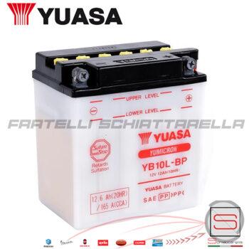 584867 Batteria Accumulatore Yuasa YB10L-BP