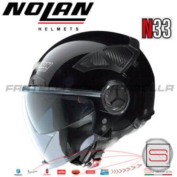Casco-Nolan-N33-Classic-Nero-Lucido-3