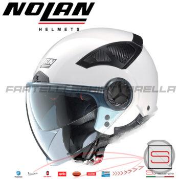 Casco Nolan N33 EVO CLASSIC Metal White