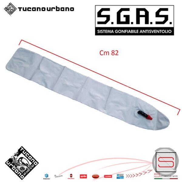 72 cm Coprigambe Tucano r313-8