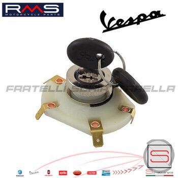 160743 246050230 Commutatore Serratura Chiave Quadro Avviamento Piaggio Vespa Px Pe Et3