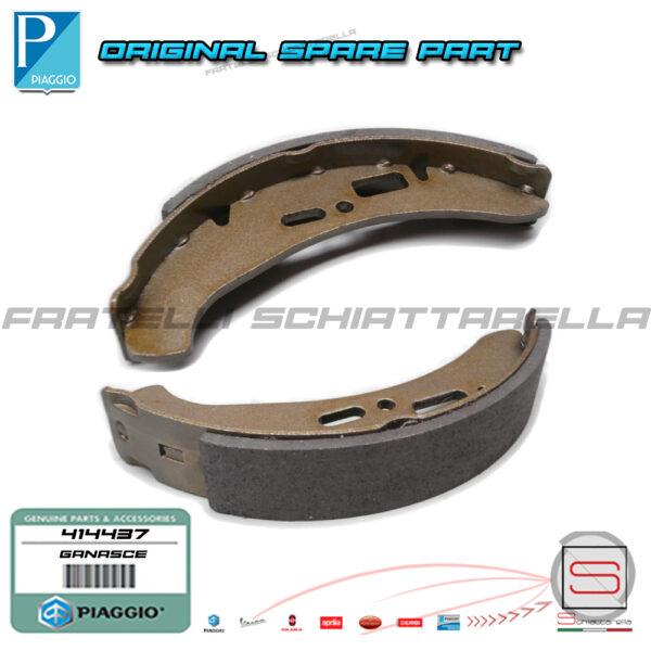 Ganasce Ceppi Freno Posteriore Originale Piaggio Cosa 1-2 C271 229633 FSB892 C271