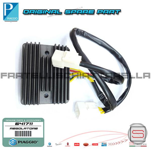 Regolatore Tensione Originale Piaggio X7 EVO X10 Mp3 Beverly 300 350 500 641711 58209R P434406204