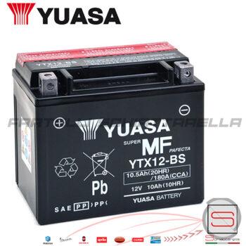 01138 Batteria Accumulatore Yuasa YTX12-BS