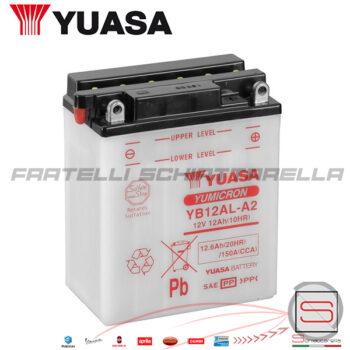E01084 Batteria Accumulatore Yuasa YB12AL-A2