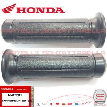 53166GW2000-53165GW2000 53167GW2305 Manopola-Sx-Dx-Honda SH @ Nes Dylan