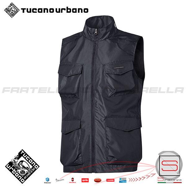 8965MF005-BS Gilet Tucano Urbano New Orazio Front